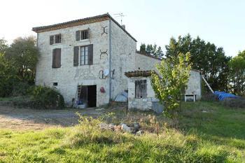 Laroque-Timbaut Lot-et-Garonne huis foto
