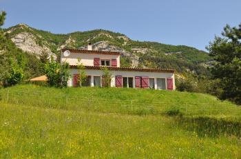 Castellet-lès-Sausses Alpes-de-Haute-Provence Bauernhof Bild 4022548