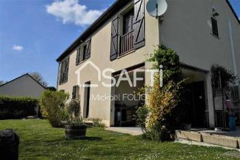 Saint-Fargeau-Ponthierry Seine-et-Marne maison photo 4077846