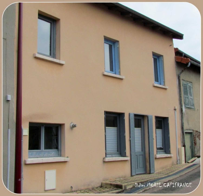 Belmont-de-la-Loire Loire dorpshuis foto 4183560