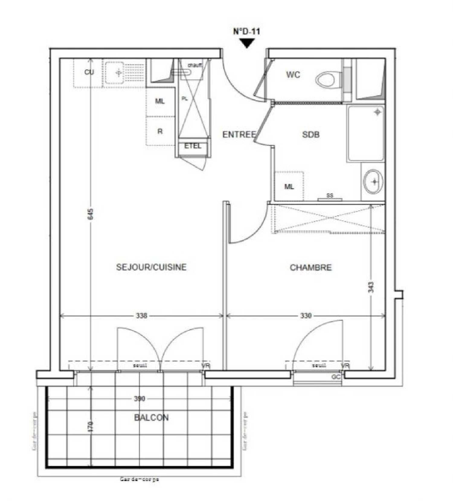 Doussard Haute-Savoie appartement foto 4167121