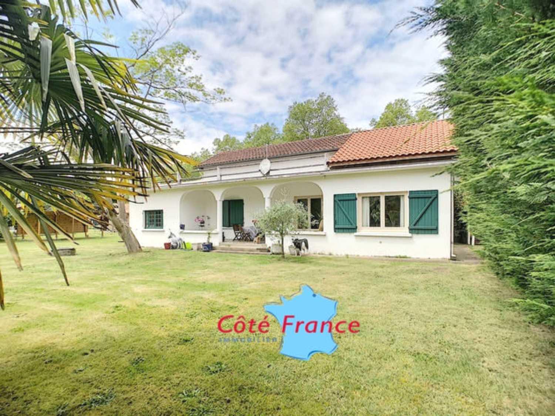 Bégaar Landes huis foto 4169984