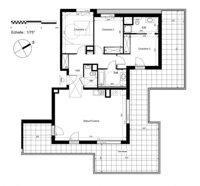 Seynod Haute-Savoie Apartment Bild 4167068