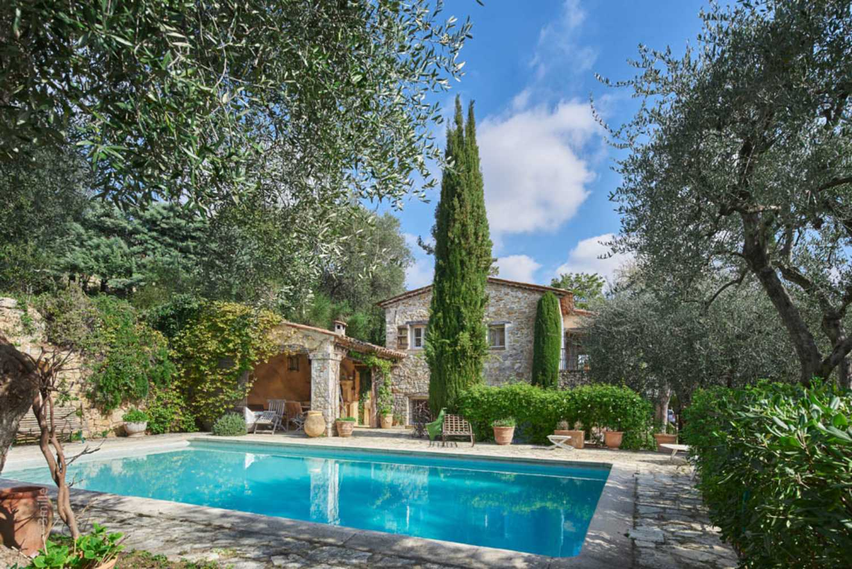 Grasse Alpes-Maritimes villa foto 4149348