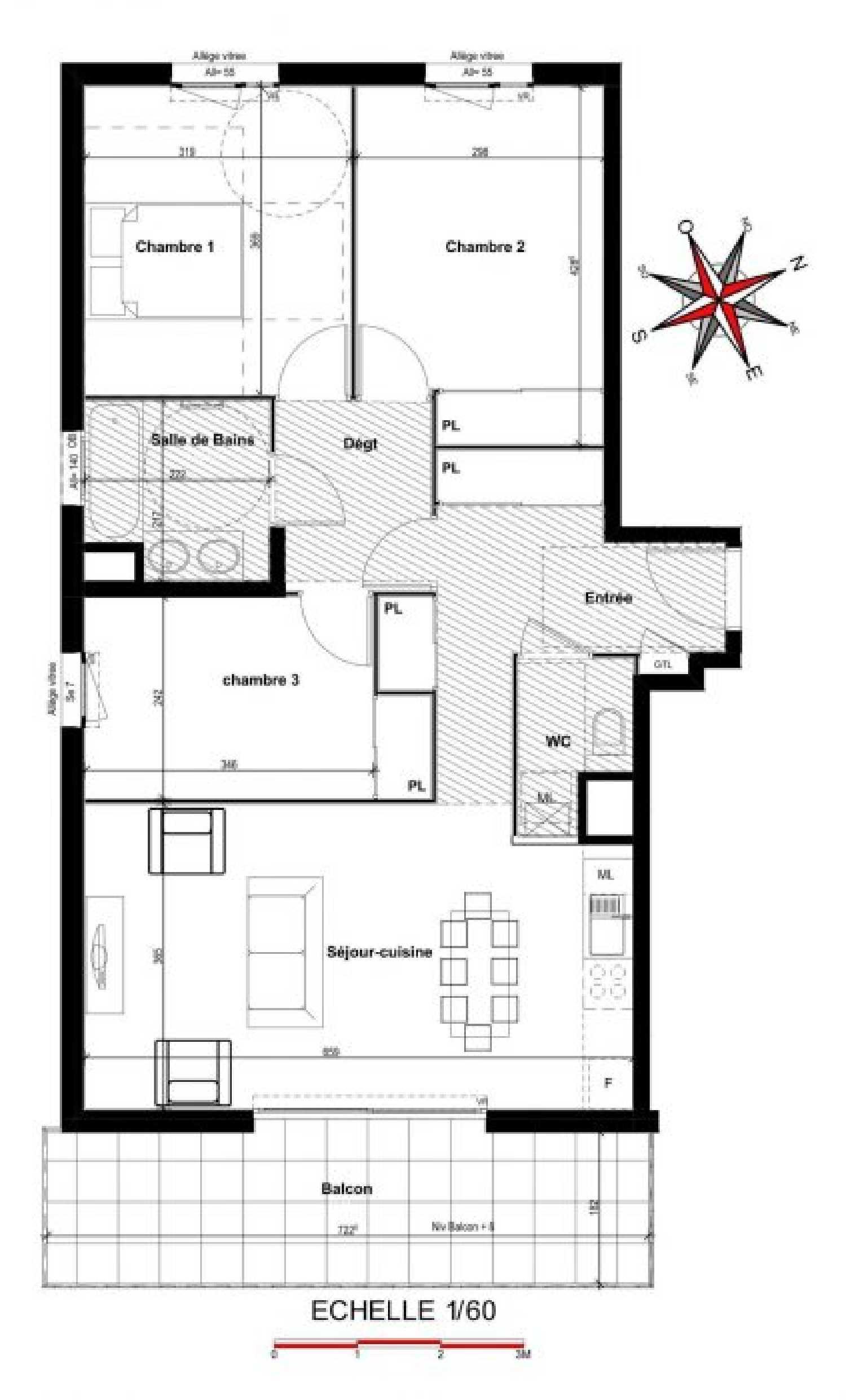 Annemasse Haute-Savoie appartement foto 4167277