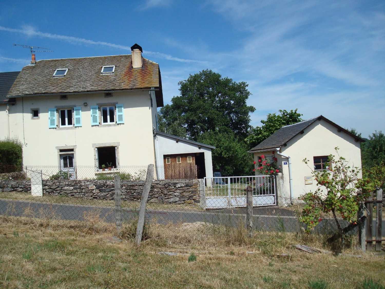 Clavières Cantal dorpshuis foto 4172278