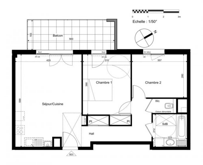 Seynod Haute-Savoie Apartment Bild 4167069