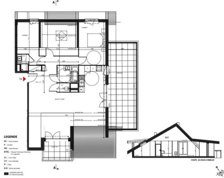 Cognin Savoie Apartment Bild 4167003