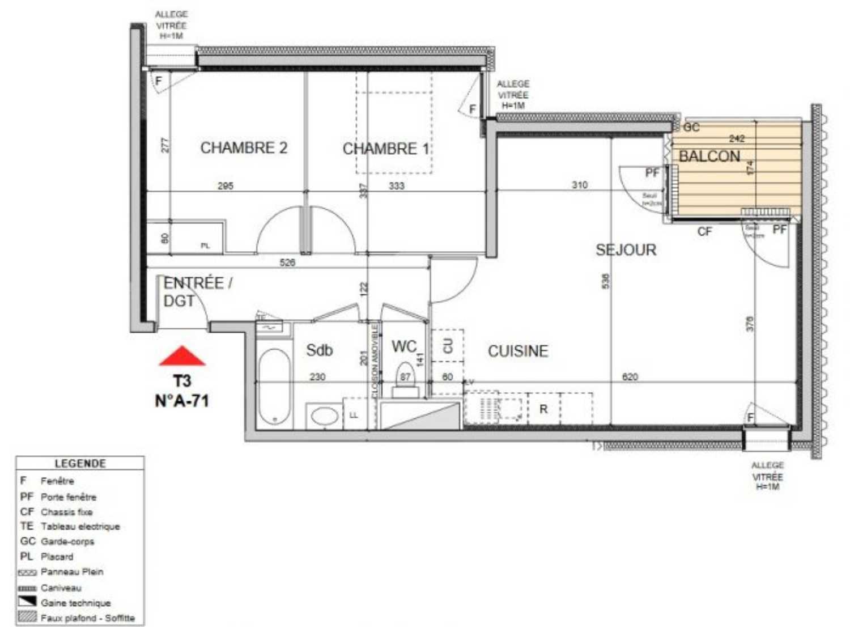 Grenoble Isère appartement foto 4166924