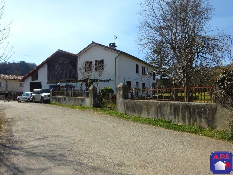 La Bastide-de-Sérou Ariège huis foto 4171451