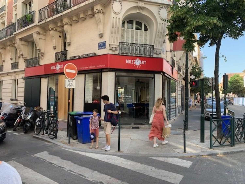 Asnières-sur-Seine Hauts-de-Seine bedrijfsruimte kantoor foto 4142344