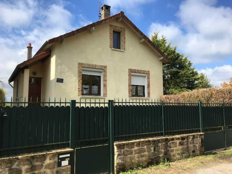 Châteauponsac Haute-Vienne huis foto 4159530