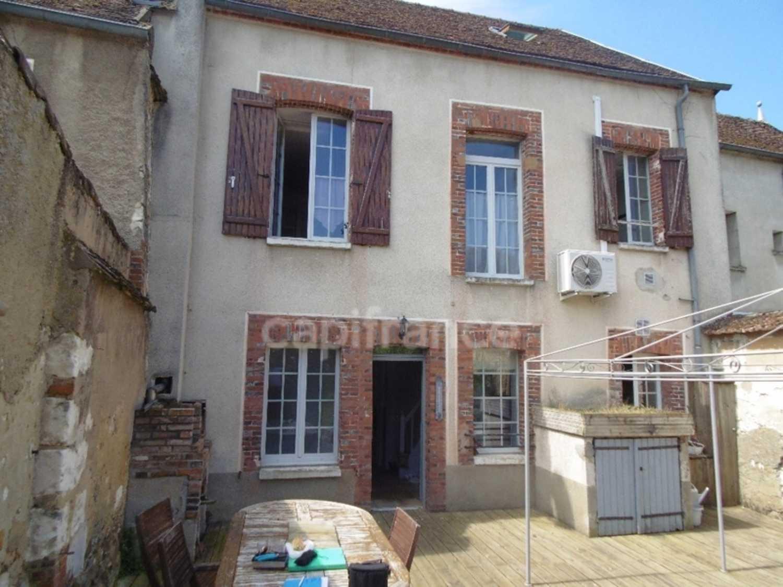 Thorigny-sur-Oreuse Yonne Haus Bild 4140466