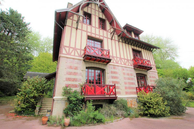 Étretat Seine-Maritime Haus Bild 4160867