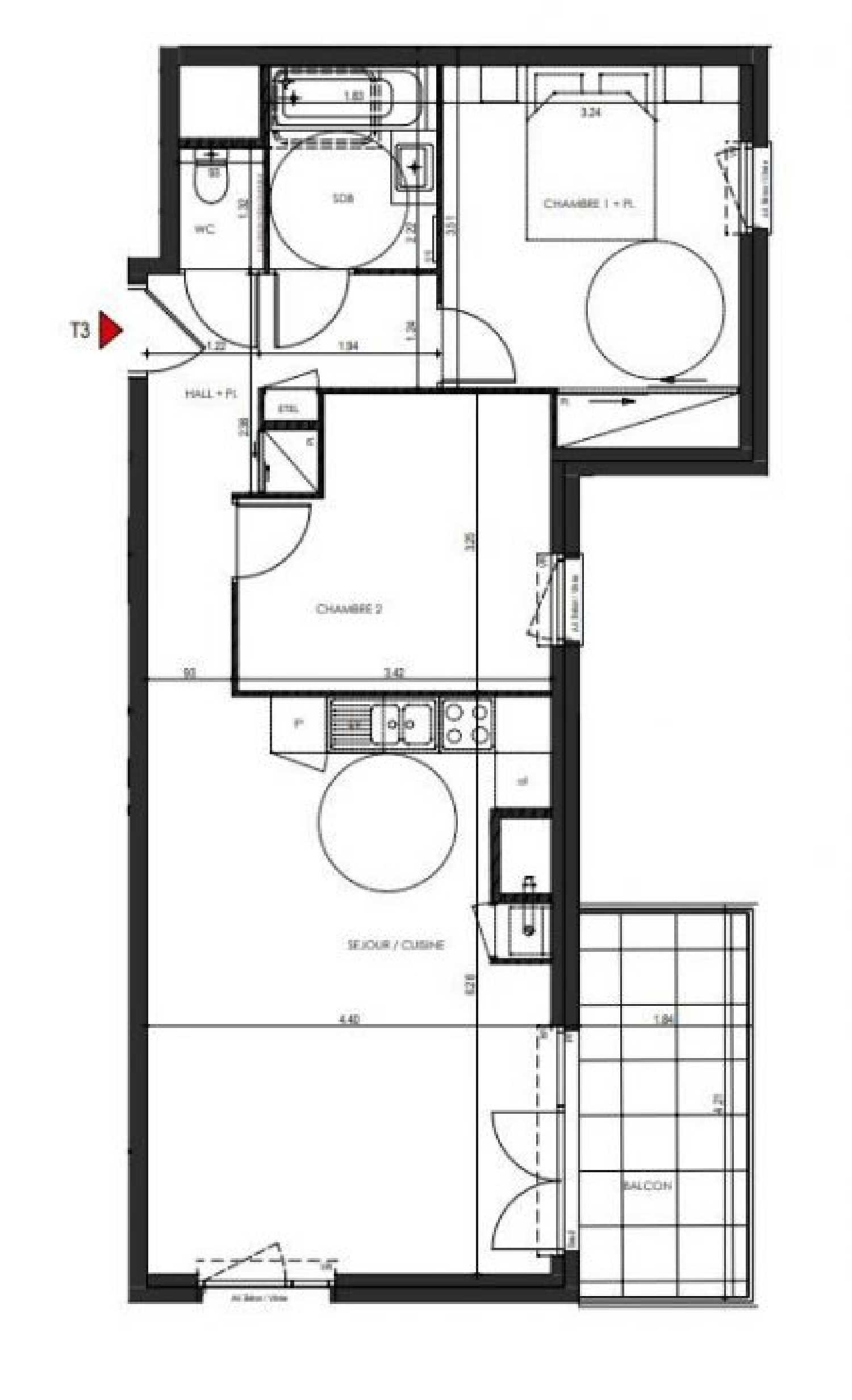 Cognin Savoie Apartment Bild 4167005