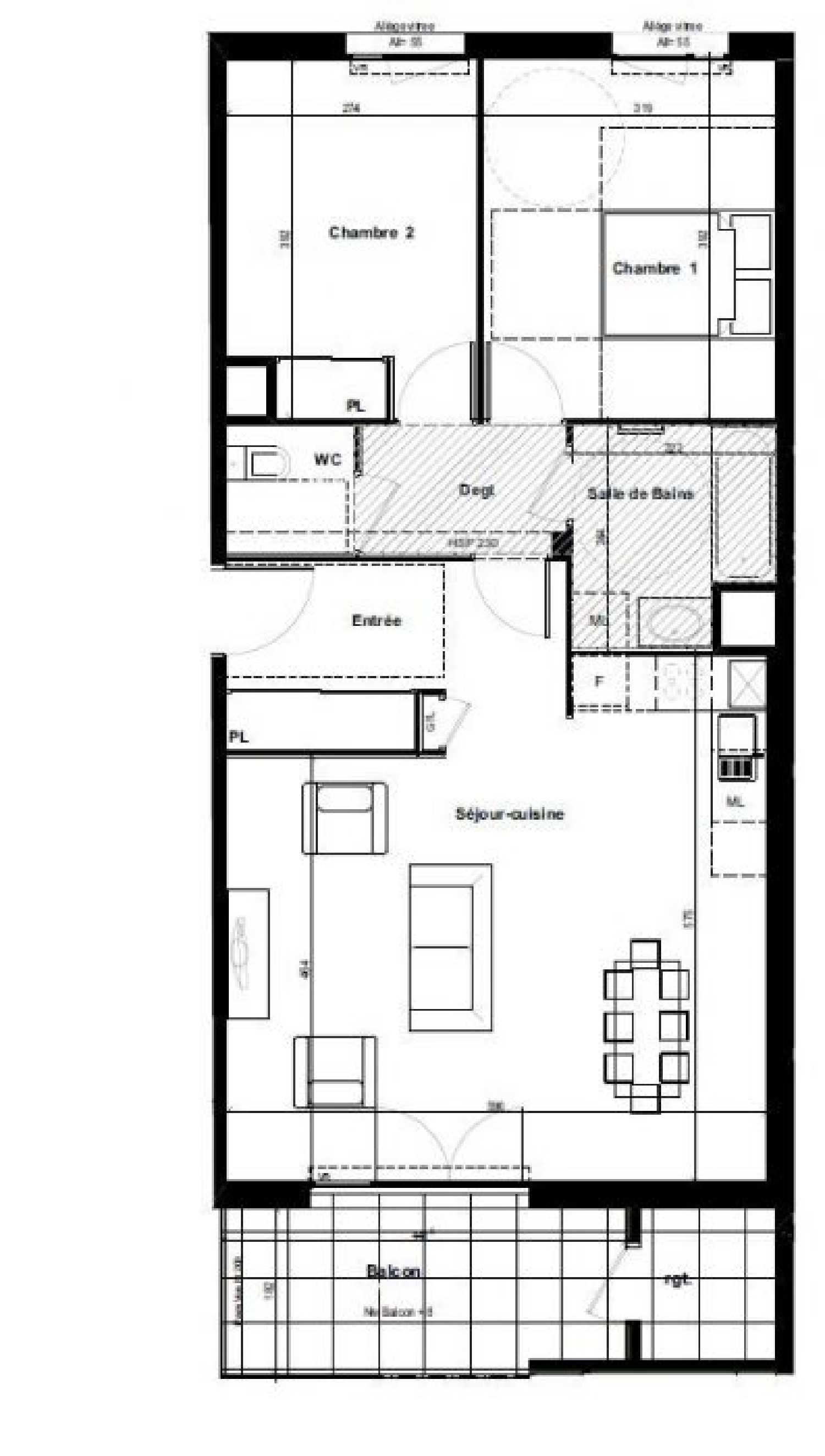 Annemasse Haute-Savoie appartement foto 4167299