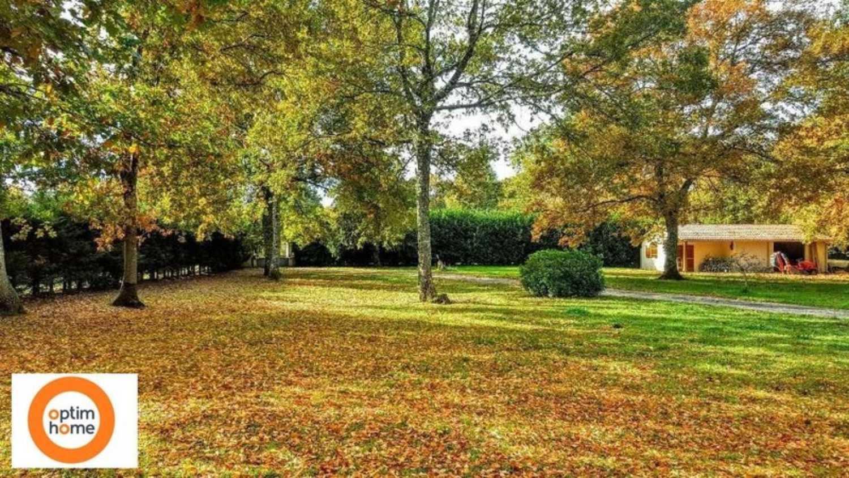 Pujols-sur-Ciron Gironde terrein foto 4148976