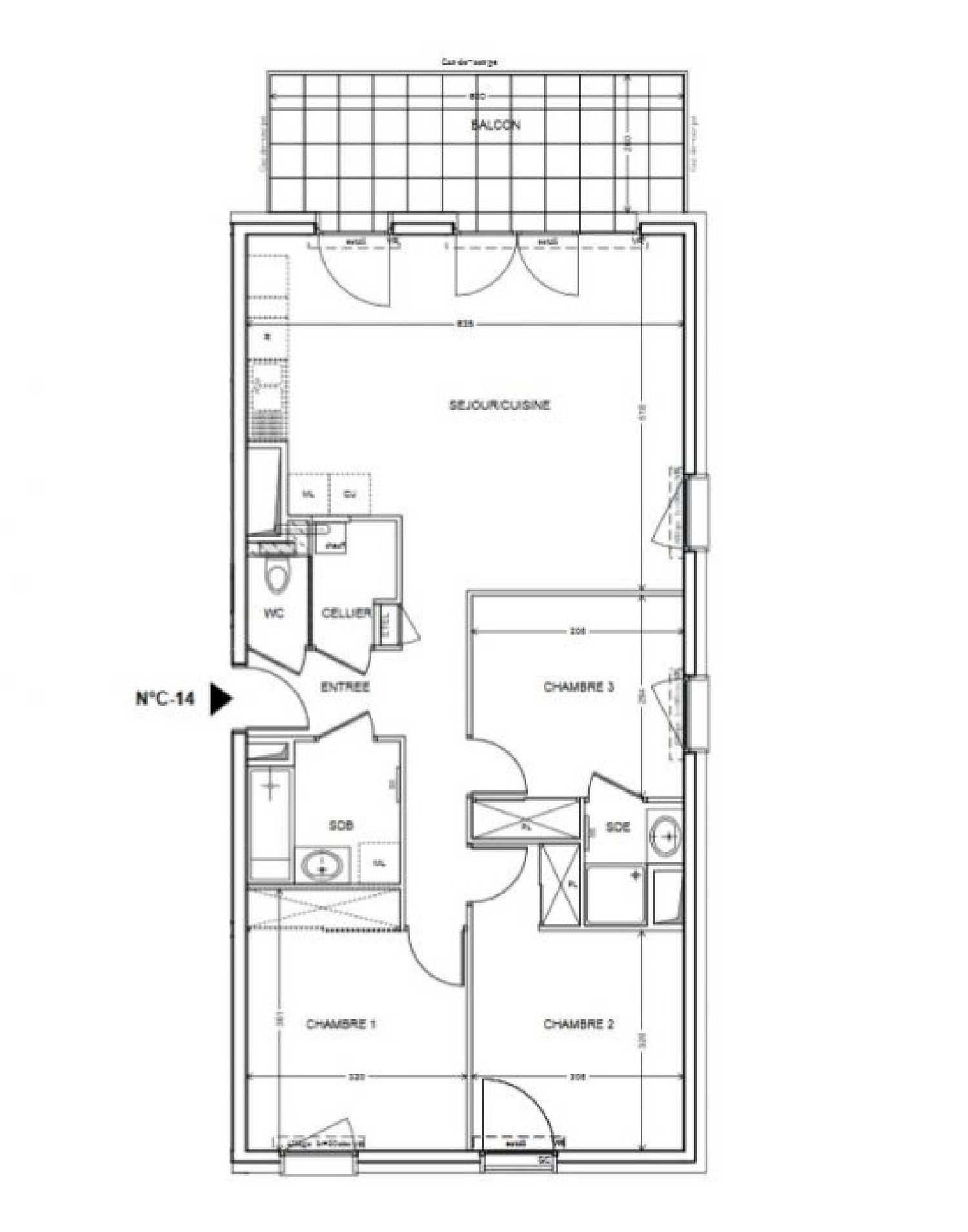 Doussard Haute-Savoie appartement foto 4167127