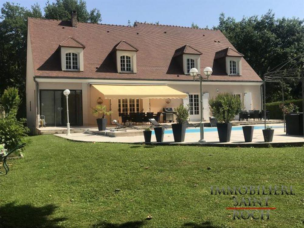 Saint-Fargeau-Ponthierry Seine-et-Marne huis foto 4150434