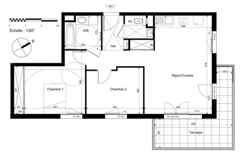 Seynod Haute-Savoie Apartment Bild 4167071