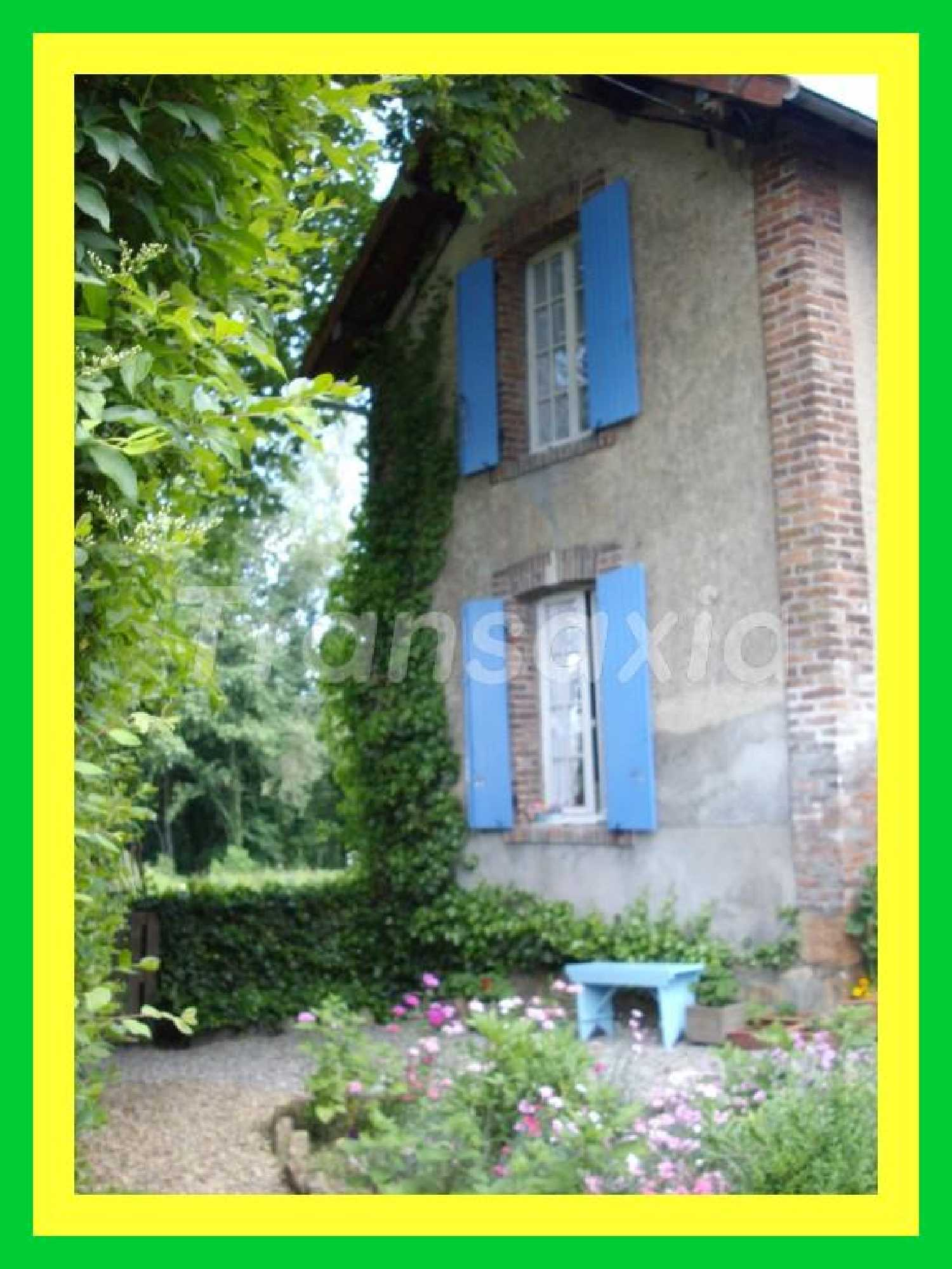 Cosne-d'Allier Allier ferme photo 4181713