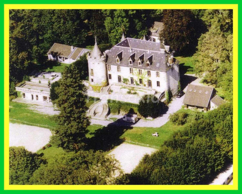 Saint-Vaury Creuse kasteel foto 4181706