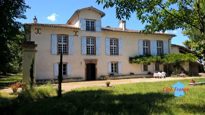 Bruniquel Tarn-et-Garonne Haus Bild 4203221