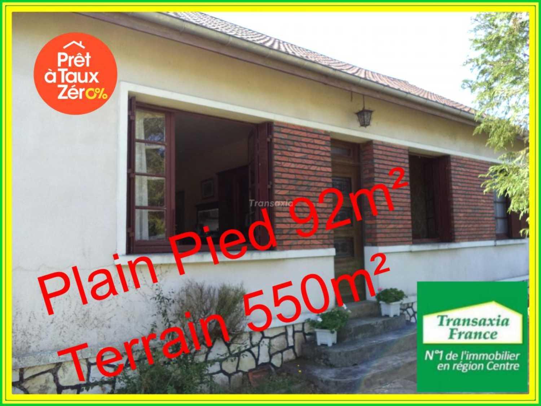 Mehun-sur-Yèvre Cher Haus Bild 4181688