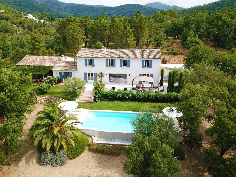 Grimaud Var villa foto 4203398
