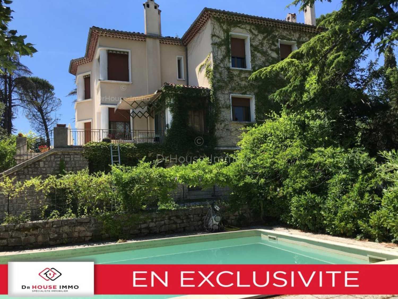 Vaison-la-Romaine Vaucluse maison bourgeoise photo 4150268