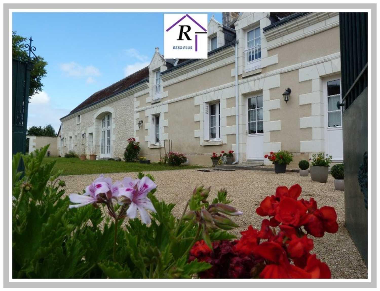 Loches Indre-et-Loire Haus Bild 4162337