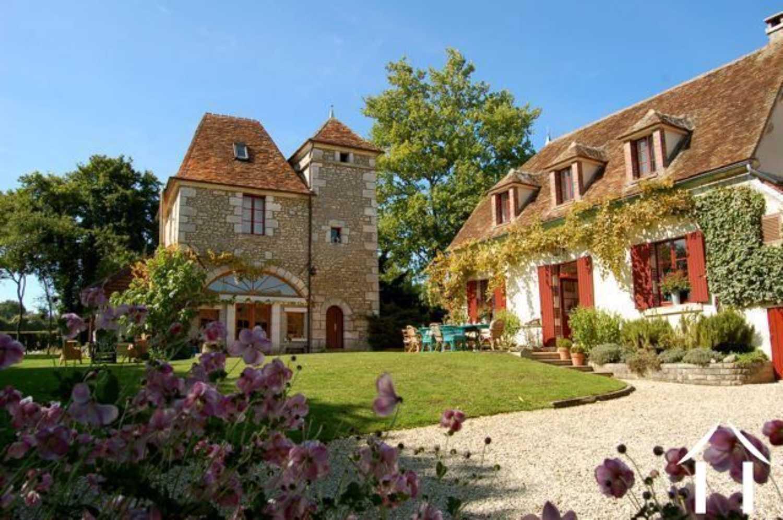 Lainsecq Yonne propriété photo 4171976