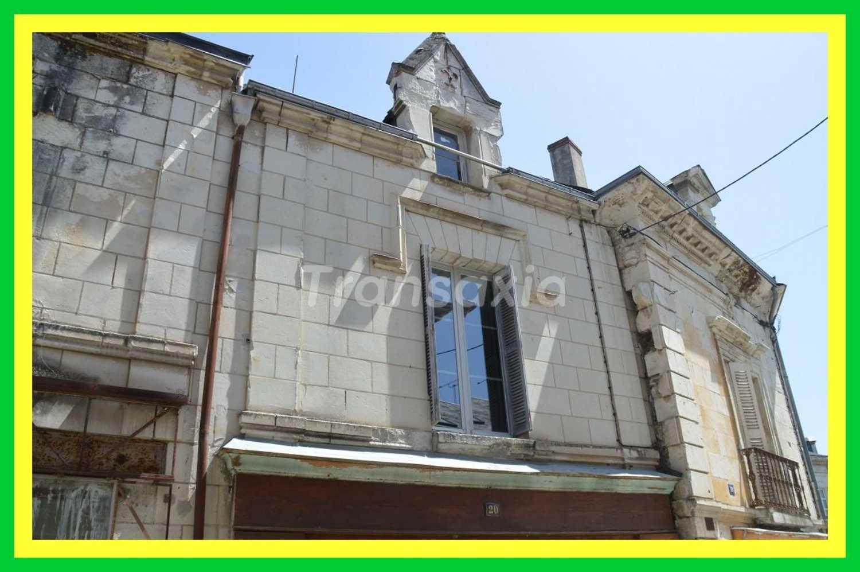 Preuilly-sur-Claise Indre-et-Loire Stadthaus Bild 4160546