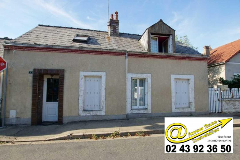 Chantenay-Villedieu Sarthe huis foto 4201835