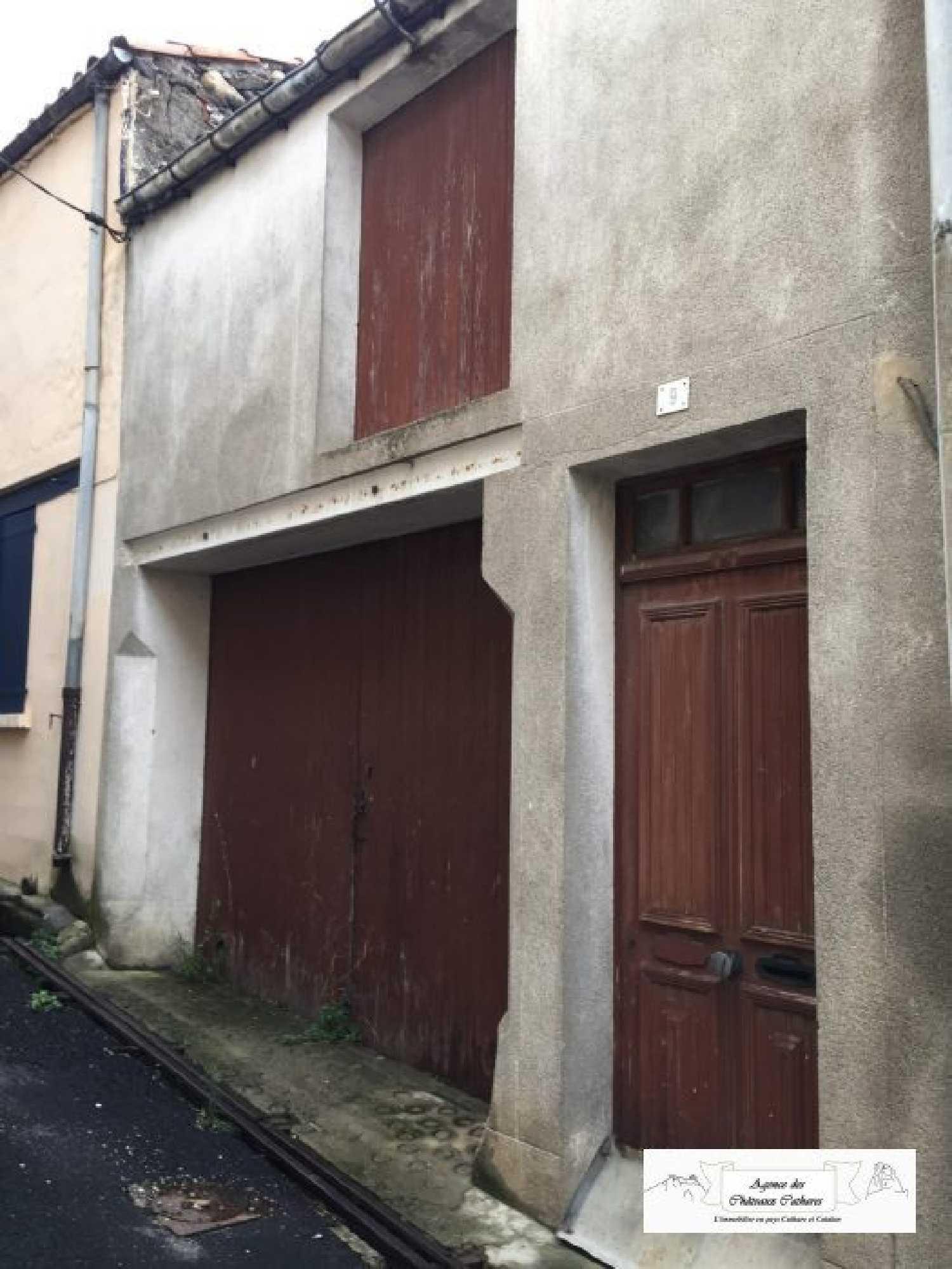 Caudiès-de-Fenouillèdes Pyrénées-Orientales Haus Bild 4202156