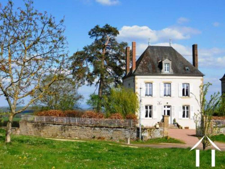 Champallement Nièvre stadshuis foto 4171975