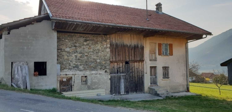 Vinzier Haute-Savoie boerderij foto 4140067