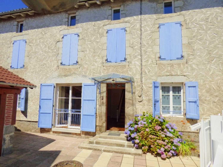 Cayrols Cantal dorpshuis foto 4169413
