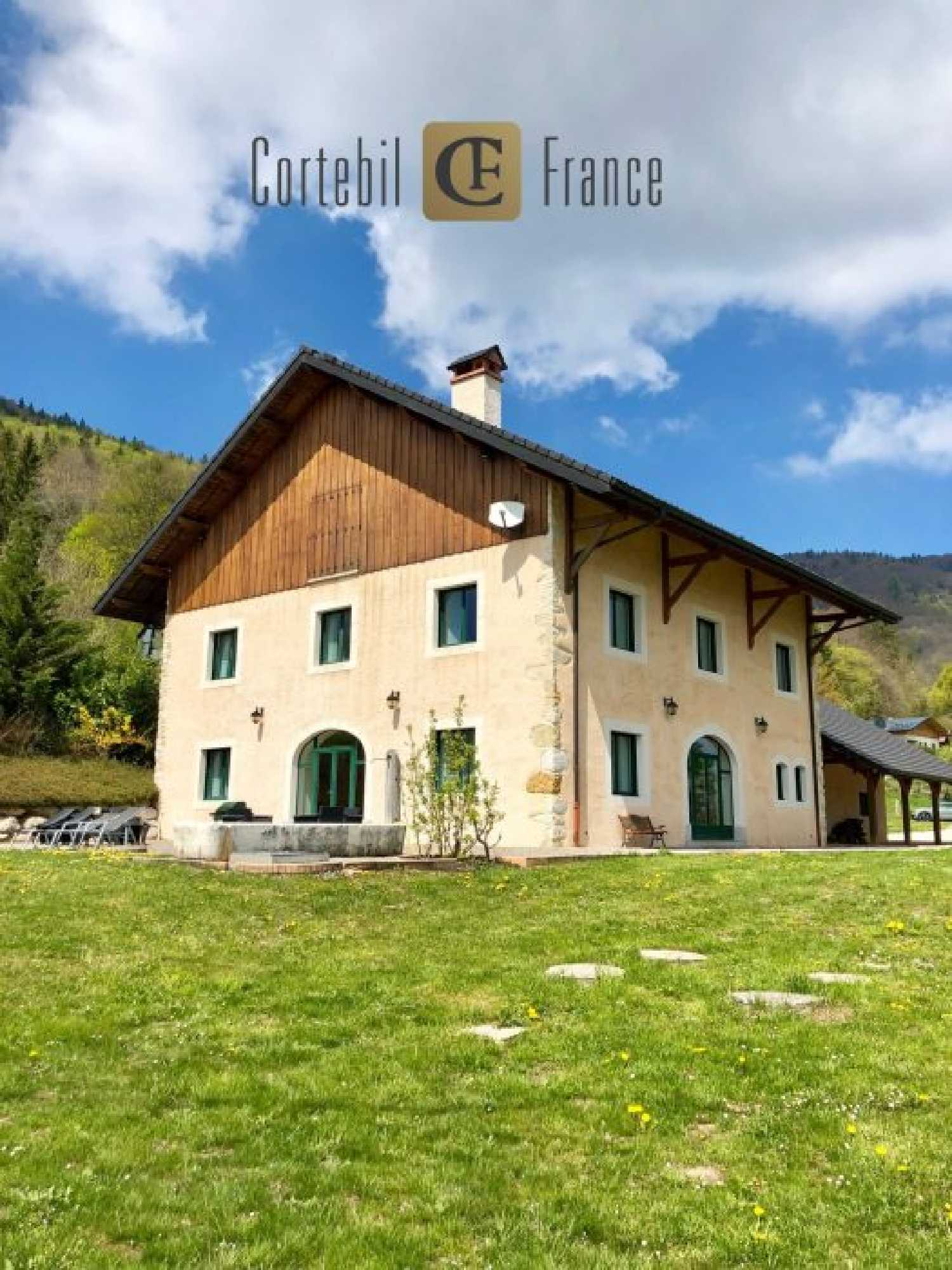 Le Sappey Haute-Savoie maison photo 4174348