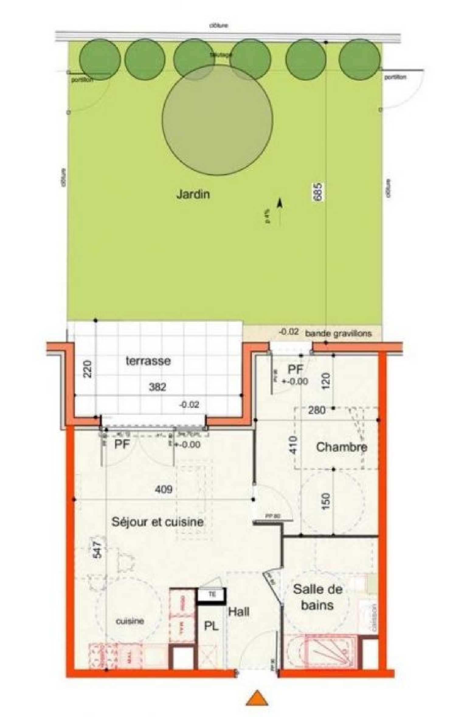 Le Mas Rillier Ain appartement foto 4178623