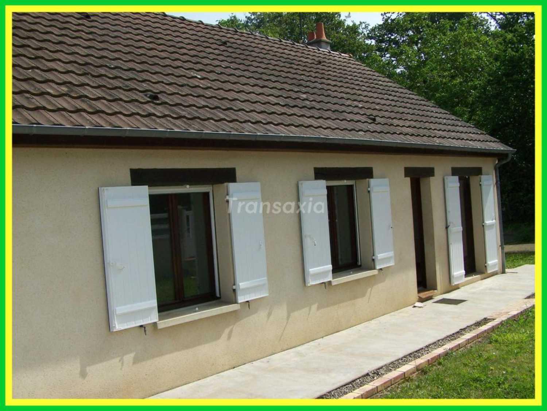 Saint-Florent-sur-Cher Cher Haus Bild 4150026