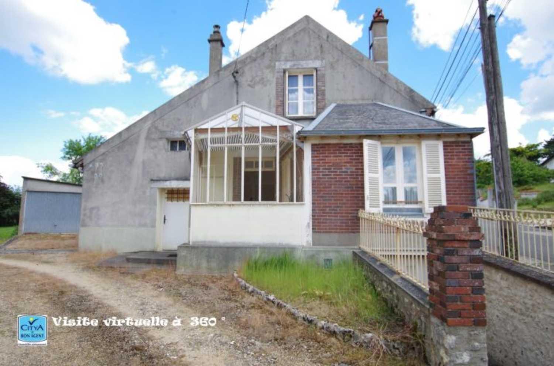 Nogent-sur-Vernisson Loiret Haus Bild 4175056