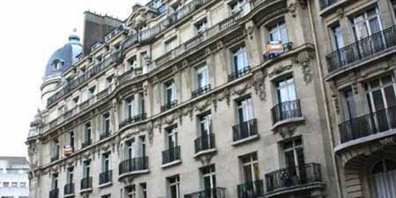 Paris 17e Arrondissement Parijs Seine huis foto 4149074