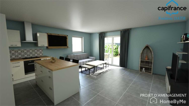 Thoiry Savoie Haus Bild 4162405