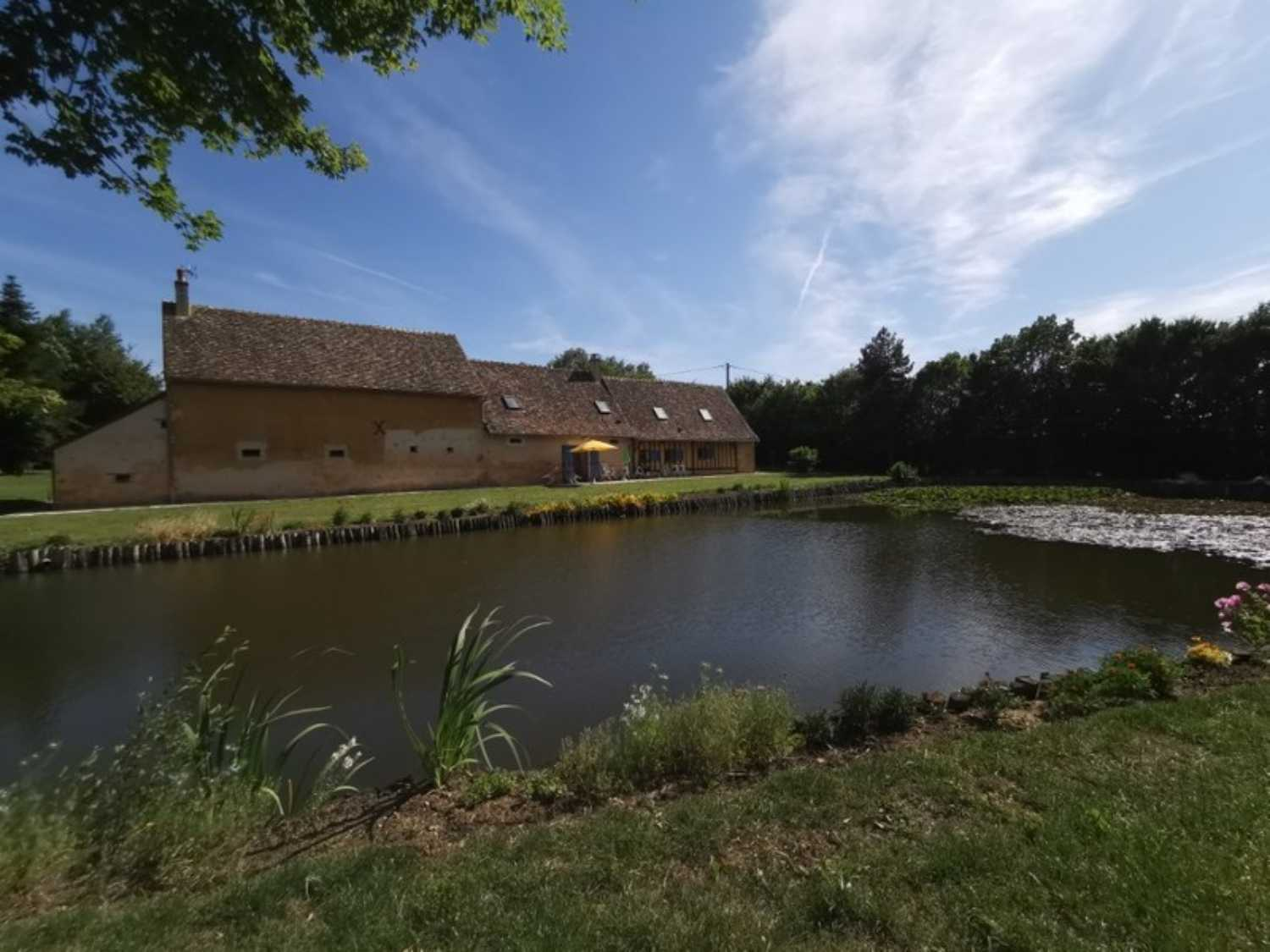 Dissay-sous-Courcillon Sarthe ferme photo 4173021
