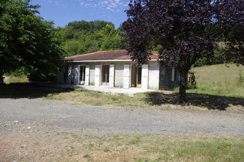 Vic-Fezensac Gers huis foto 4172768
