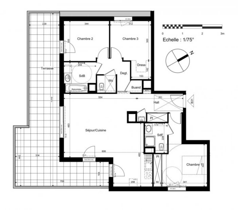 Seynod Haute-Savoie Apartment Bild 4167070