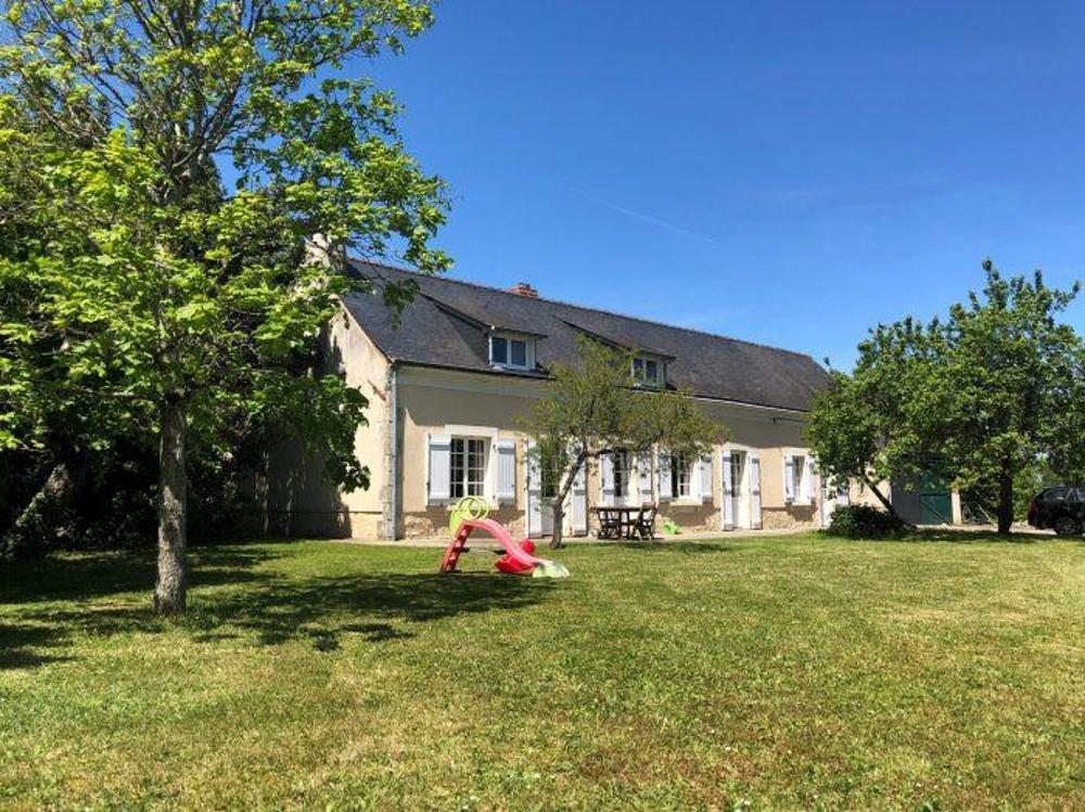 La Flèche Sarthe huis foto 4150147