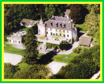 Saint-Vaury Creuse castle foto