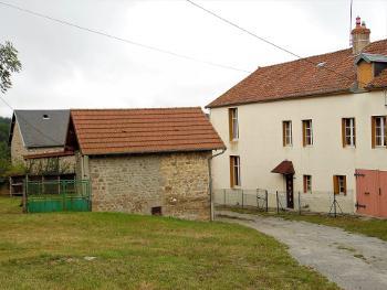 Bussière-Nouvelle Creuse maison foto